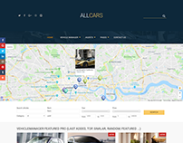 All Cars - Joomla Car Dealer Template