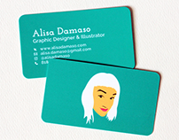 My Business Cards!