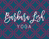 Barbara Lish Yoga – Marketing Collateral