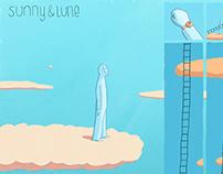 Sunny & Lune Comic