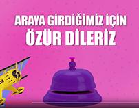 Biletkolik.com TVC Reklam serisi