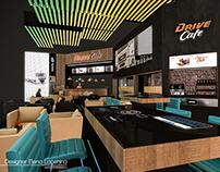 Drive Cafe Газпромнефть