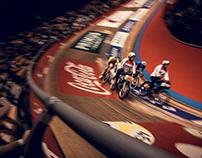 TRACK CYCLING - LOTTO Z6S-DAAGSE VLAANDEREN-GENT - 2017