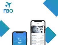 FBO - iOS Application