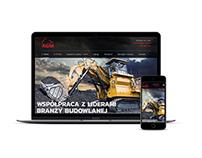 AGM-CORP website