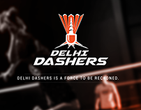 DELHI DASHERS #Sports #Badminton #Players
