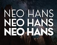 Neo Hans Typeface