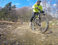 Biking Adventure in Harghita