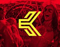 DJ Kosh | Branding
