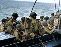 American Troops - DDay