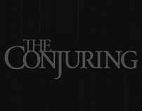 The Conjuring Title Sequence