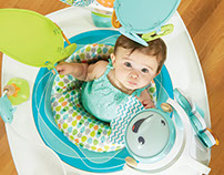 Gleeful Sea :: A modern take on ExerSaucer