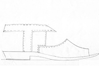 Sandals 2018 -Technical Sketches
