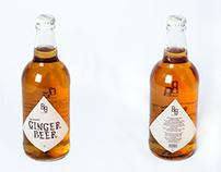 Ginger Beer Label