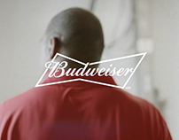 BUDWEISER - Legends Cans - TV & OLV