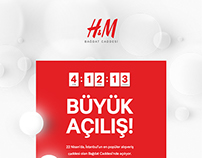 H&M Türkiye Digital Project