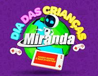 Campanha Dia das Crianças - Miranda