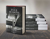 Four Seasons Hotel - Book Cover Design