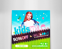 Kids Banner Ads