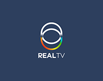 Real TV - Branding