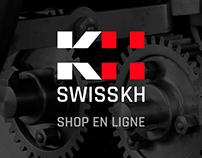 SwissKH Sàrl - Shop en ligne