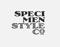 specimen style co.