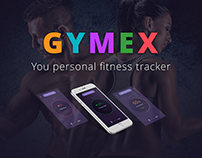 GYMEX Fitness Tracker