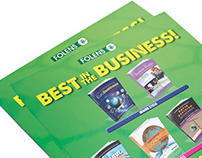 Best in the Business Magazine Ad