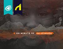 #UnMinutoDeNoSilencio - World Vision