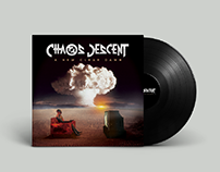 Chaos Descent 's Cover Art + Logo Redesigned (2018)