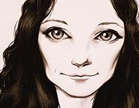 Tanya's portrait