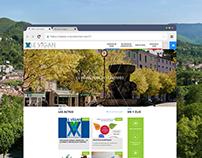 Mairie du Vigan - Site web