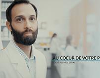 Portrait pharmacien Uniprix
