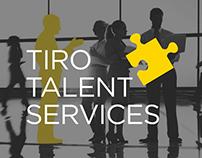 Tiro Talent Services | Web Design