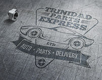 Logo Design | Trinidad Parts Express | Concept 2
