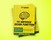 Book cover design: 77 ways to improv