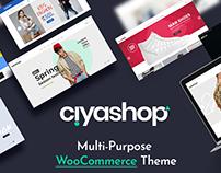 CiyaShop - Multi-Purpose WooCommerce Theme
