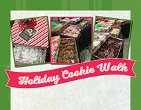 Holiday Cookie Walk Tags