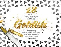 Goldish - Gold Styles