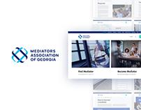 Mediator Association of Georgia - UI/UX