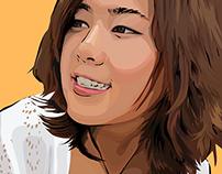 Graphics Design Self Portrait