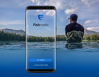 PRODUCT DESIGN / Fishnatic