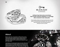 Black Key Diamonds