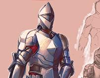 Armor Sketch