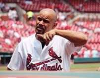 Cardinals vs. Padres 7.4.15 Pregame