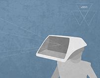 vt100, album design