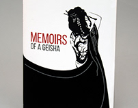 Memoirs of a Geisha, Book Cover