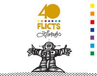 Flicts 40 | Edição Comemorativa