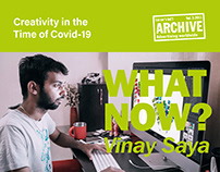 Creativity in the time of Covid-19