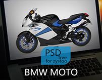BMW MOTO by zystoo